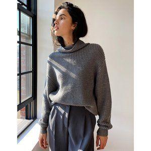 Aritzia Wilfred Montpellier Turtleneck Sweater